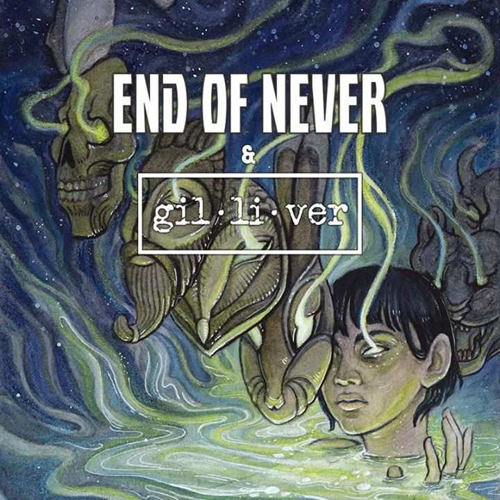 End of Never & Gilliver at Harlow's Pub